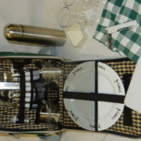 Bush Baby Picnic Set for two