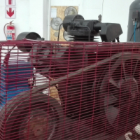 Industrial Compressor, 30Hp or 22Kw
