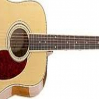 Hofner HAS-D01-N Natural Acoustic Guitar