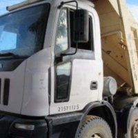 Astra Astra HD 84.45, Left Hand Drive Tipper Truck