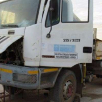 Astra Astra HD7 64.34, Left Hand Drive Dropside Crane Tr