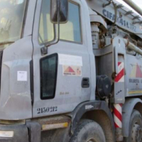 Astra Astra HD8 84, Concrete Pumper Truck