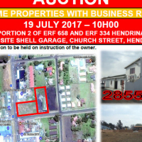 2 Prime Properties with Business Rights on Auction on 19 July 2017 at 10h00 - Hendrina, Mpumalanga