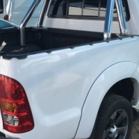 2005 Toyota Hilux 4.0 manual 4x4 double cab