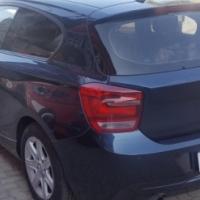 2014 106,000 BMW 116i 3DR A/T (F21)