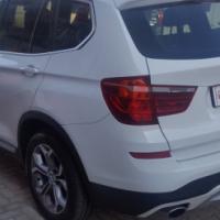 2015 44,000 BMW X3 xDRIVE20i A/T (F25)White