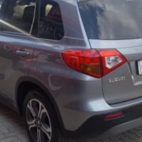 2016 29,000 SUZUKI VITARA 1.6 GLX A/T Grey