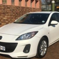 2012 Mazda 3 Sport Dynamic