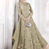 Designer bridal gowns..