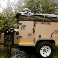 conqueror conquest camper trailer