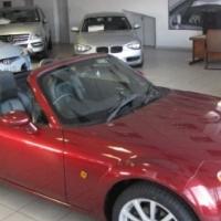 2008 Mazda MX5, Roadster