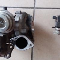 Nissan Navara YD25 Turbo  & Actuator Sensor