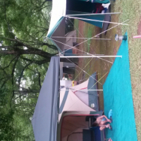 8 sleeper campmaster tent for sale
