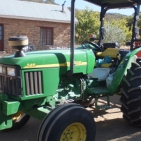 John Deer Tractor 5415  Mint Immaculate condition