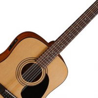 CORT AD810-12E OP 12 STRING ACOUSTIC GUITAR