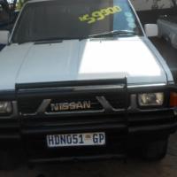 Nissan 2.4 d/cab 1993 plus canopy