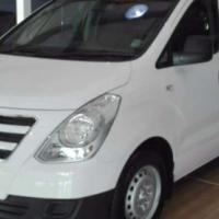 Hyundai H1 H-1 2.5 CRDi panel van auto