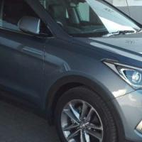 Hyundai Santa FE Santa Fe 2.2 CRDi 4WD Elite 7 Seater SatNav