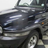 SsangYong Korando K230 EL Facelift