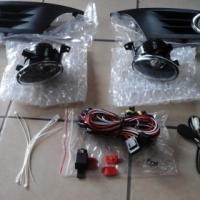 Golf 6 TSI/TDI Fog Light Kit Set