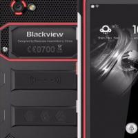 NEW RANGE- Blackview BV6000 Rugged Phone -13MP CAMERA