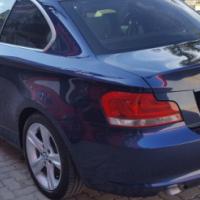 2013 80,000 BMW 120d COUPE A/T Blue