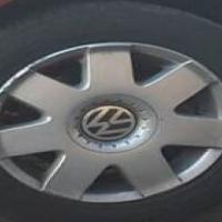 VW Polo Rims