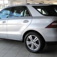 2012 Mercedes Benz ML 350 BE AWD A/T