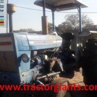 As is Ford Tractor-5000