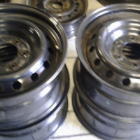 Ford Ranger stardard steal Rims and alloy mags size 15,16,17 still in good condition set or loose