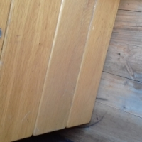 oak chest drawers office
