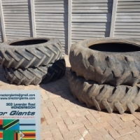 Used and New Tyre's-Tractor