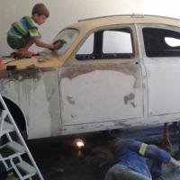 Classic Jaguar car to Swop for LDV, or Sea boat.