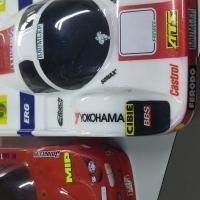Tamiya covers R800 each