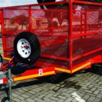 Hire a all purpose trailer to transport your belongings