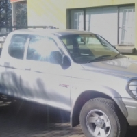 2006 Colt club Cab 2.8 TD one owner bakkie for sale