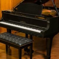 G3 yamaha grand baby piano