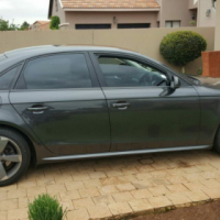 2010  Audi A4 1.8T 6spd Manual (B8 series)