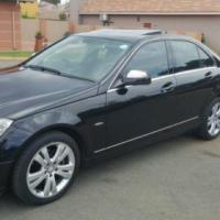 Mercedes benz C200k  Auto