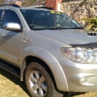 Call Haroon on Toyota Fortuner 3.0 D4D