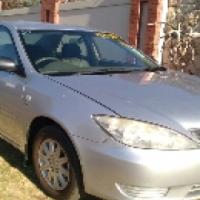 Call Haroon on 2006 Toyota Camry 2.4Xli