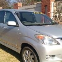 Call Haroon on 2007 Toyota Avanza 1.5 Tx
