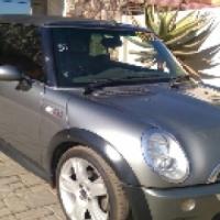 Call Haroon on 2006 Mini Cooper S Cabrio