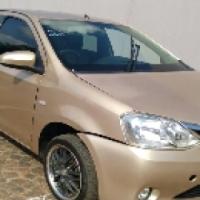 Call Haroon on 2013 Toyota Etios 1.5 Ls