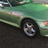 1996 BMW Z3 2.8i
