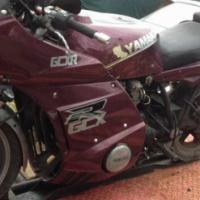 Yamaha 1100 bike