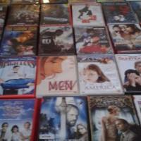 Lots of dvds