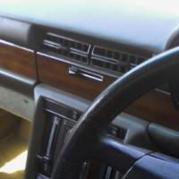 W116 Benz classic