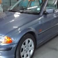 BMW 325I Auto prestine condition R 74500