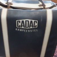 Vintage Cadac Campers Kit Bag - South African collectibles